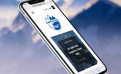Rebranding Guia Alpina
