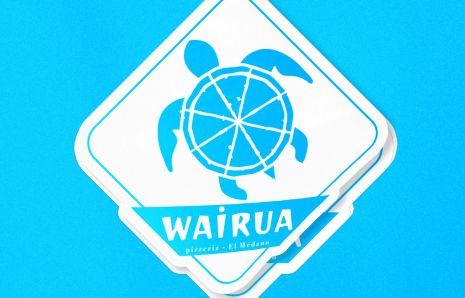 Pizzeria Wairua – Rebranding